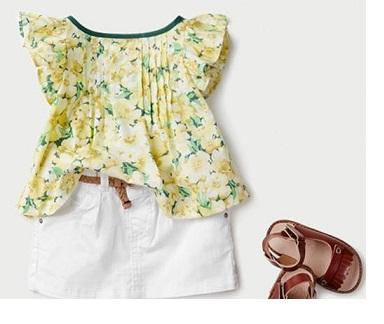adc5c23cedff8 Zara Kiz Cocuk Yazlik Giyim Ornekleri | KadınlarPlatformu.Com