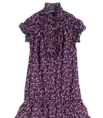 Benetton Çocuk Giyim Koleksiyonu