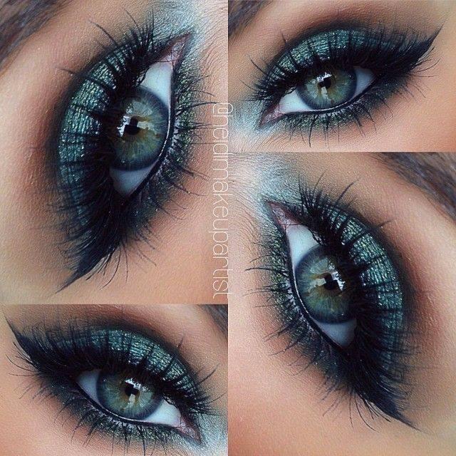 Yeni Trend Göz Makyaj Modelleri