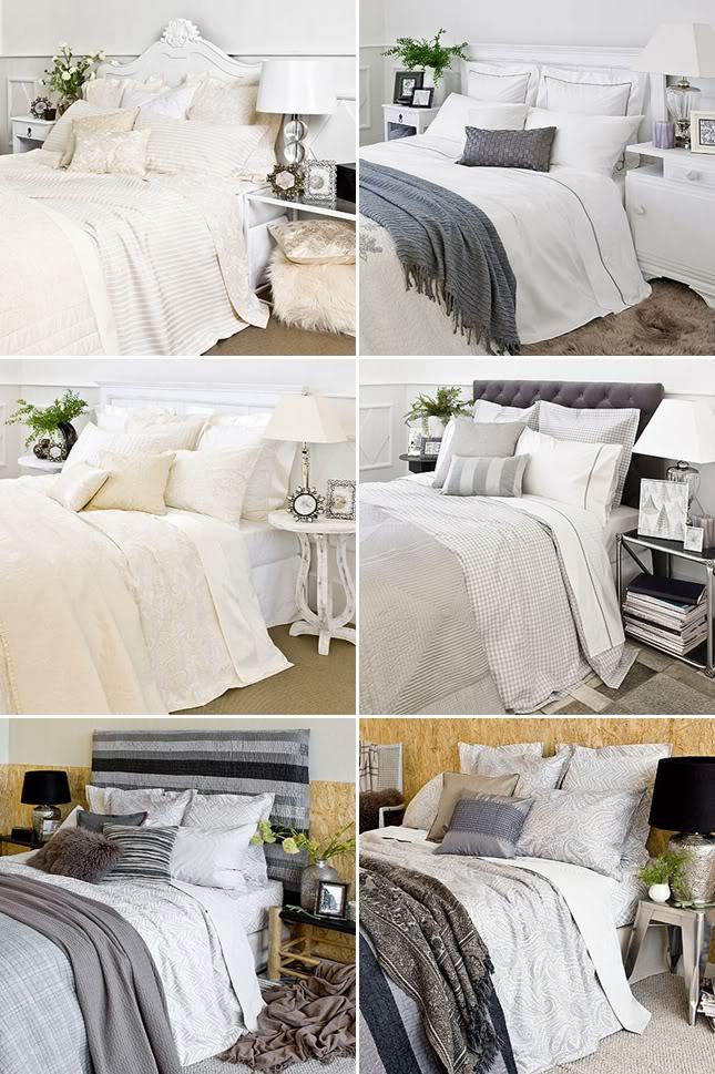Zara Home Yatak Örtüsü Modelleri