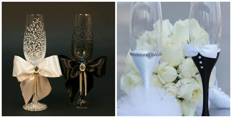 Düğün Kadeh Modelleri