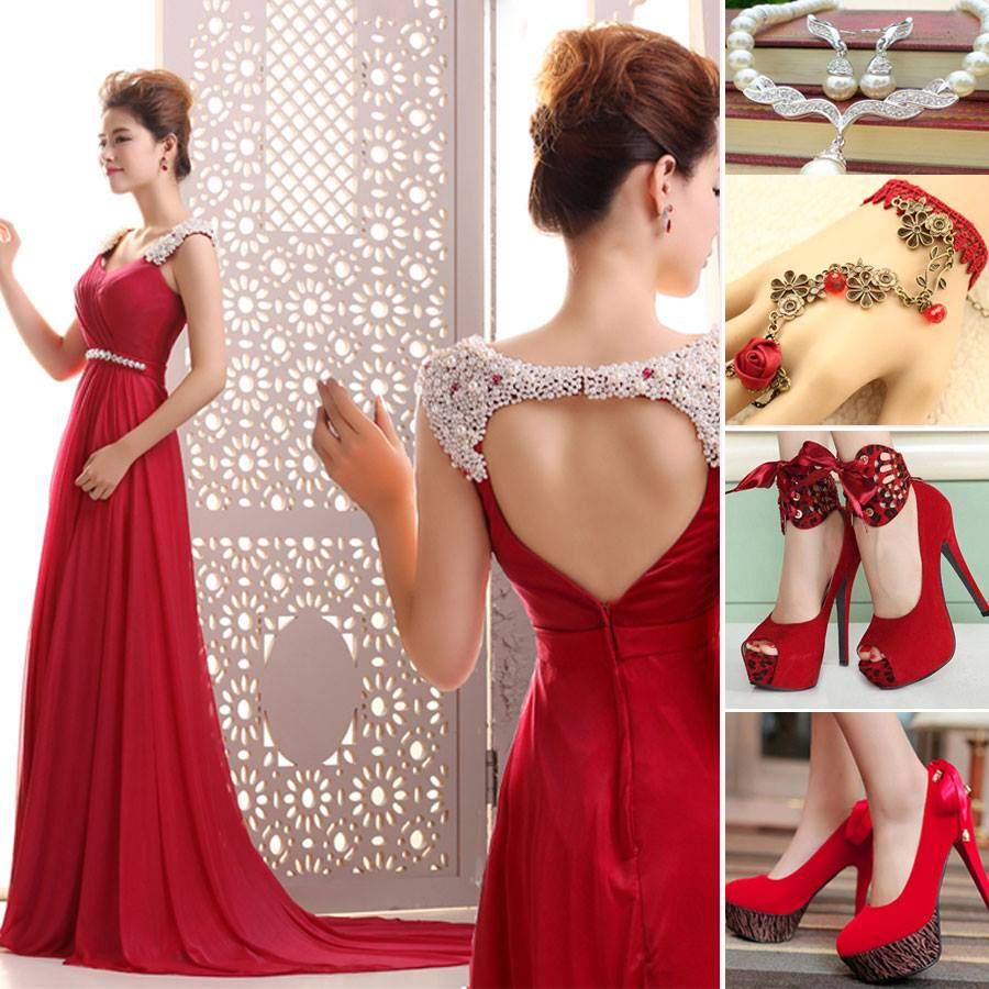 Pictures gece elbise modelleri 2013 uzun dekolteli gece elbise modeli -  Pekyol Abiye Elbise Modelleri