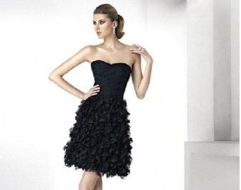 Pronovias 2013 Abiye Elbise Modelleri