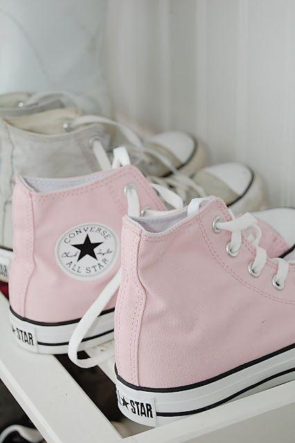 Converse Baharlık Bayan Keten Ayakkabı Modelleri