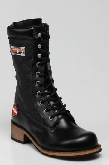 Harley Davidson Bayan Bot Çizme Modelleri