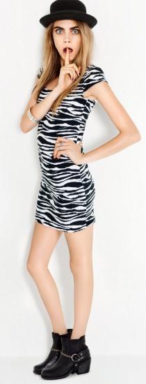 H&M Bayan Elbise Modelleri