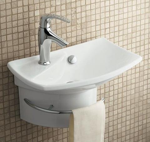Küçük Banyolar İçin 6 Lavabo Fikri