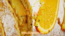 Portakallı Rulo