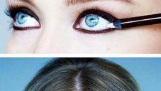 Farklı Göz Makyaj Örnekleri