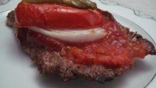 Domatesli Biftek
