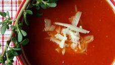 Domatesli Süt Çorbası
