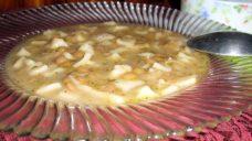 Hamur Çorbası
