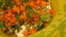 Köfte Salatası