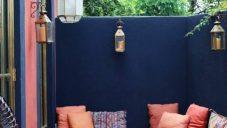 Küçük Balkon Dekorasyon Örnekleri
