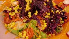 Kırmızı Lahana Turşusu Ve Salatası