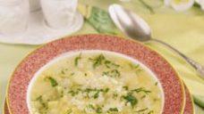 Kabaklı Pirinç Çorbası