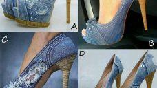 Yüksek Topuklu Bayan Terlik Modelleri