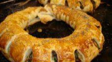 Kuzu Etli Çıtlatılmış Börek