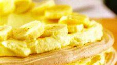 Muzlu Beze Pastası