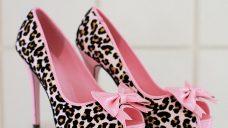 2012 Leopar Desenli Ayakkabı Modelleri