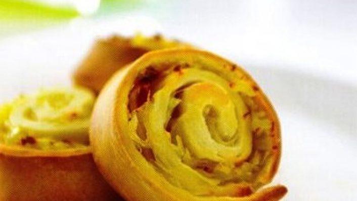 Soğanlı Çörek