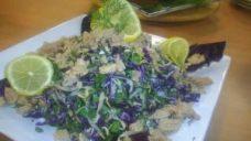 Soyalı Salata