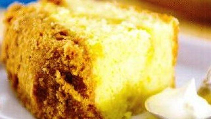 Tarçın Kokulu Kıtırlı Elmalı Kek