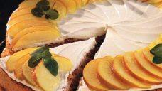 Tarçınlı Ve Elmalı Pasta