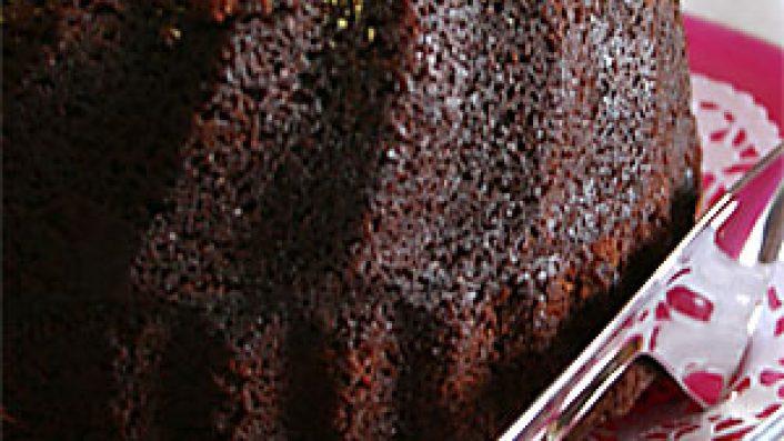 Damla Çikolatalı Yoğurtlu Kek