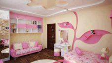 Kızlar İçin Genç Odası Modelleri