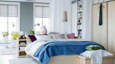 ikea yatak odasi modelleri