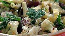 Fırında Sebzeli Makarna