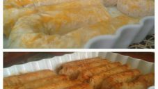 Kolay Sarıyer Böreği