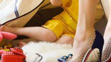 Zımbalı Bayan Ayakkabı Modelleri