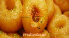 Limonlu Tereyağlı Halka Tatlısı
