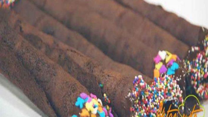 Renkli Şekerli Kurabiye