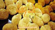 Peynirli Tuzlu Kurabiye