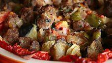 Patlıcanlı Vezir Kebabı