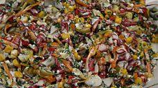 Sebzeli Karışık Salata