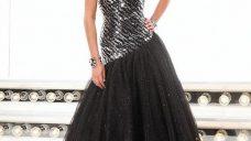 Tül Abiye  Elbise Modelleri