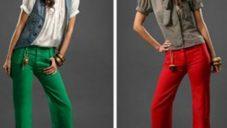 Bayan Kumaş Pantolon Modelleri