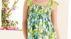 Yeni Sezon Çiçek Desenli Elbise Modelleri