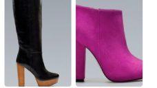 Zara 2013 Bayan Ayakkabı Modelleri